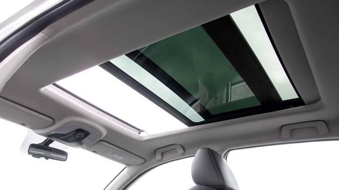chery tiggo 7 teto solar duplo panorâmico