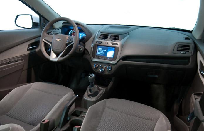 cobalt 2014 interior