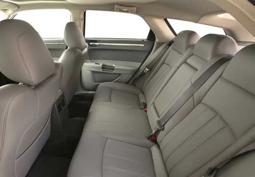 interior chrysler 300C touring