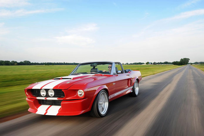 classic recreations ford mustang shelby gt 500 1967 convertible