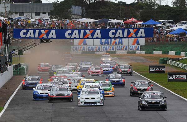 copa montana 2010 largada etapa brasília