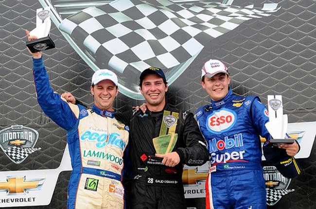 copa montana 2010 etapa brasília podio