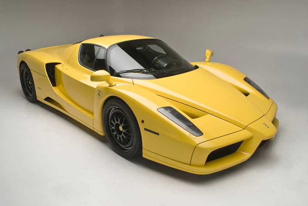 Edo Ferrari Enzo Um Dos Superesportivos Mais Rapido Do Mundo