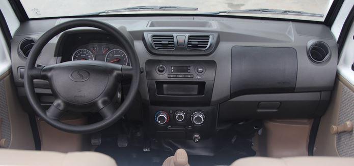 pick up effa k01 interior painel