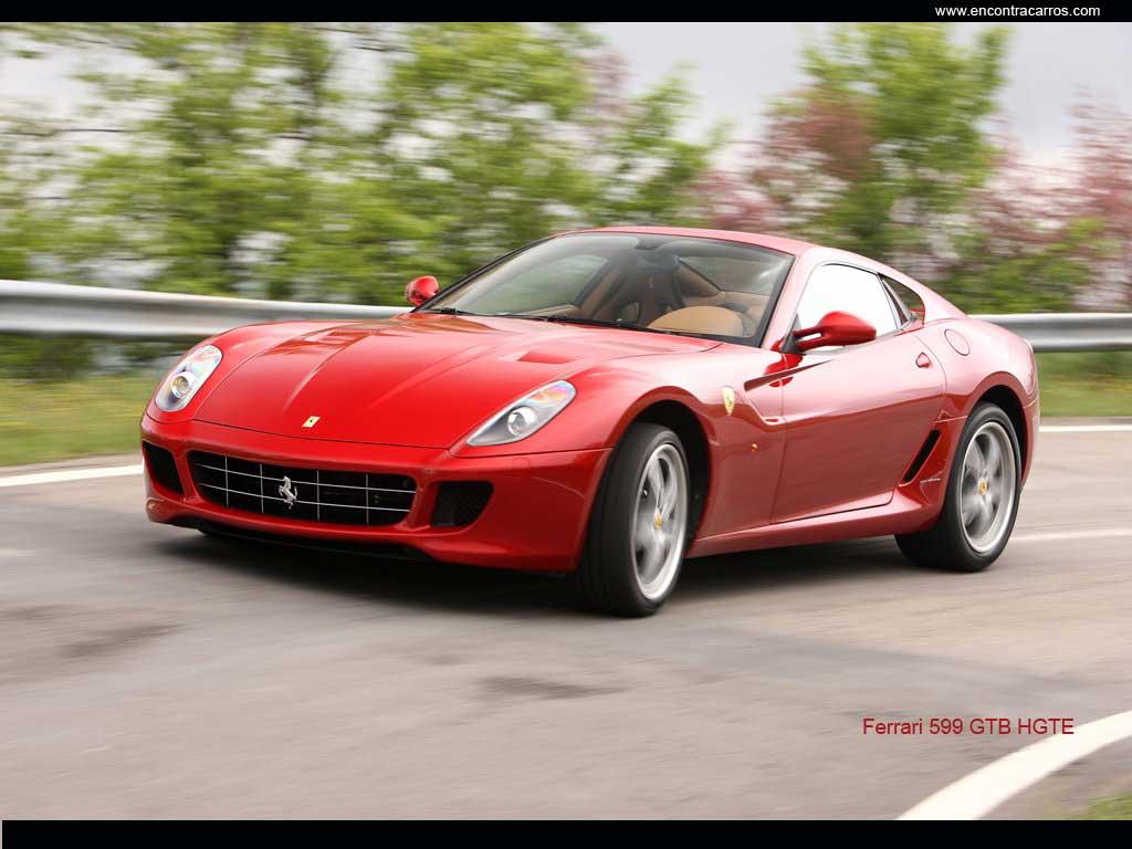 Ferrari 599 Gtb Fiorano Hgte Wallpapers
