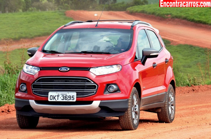 novo ford ecosport freestyle 4x4 4wd 2013