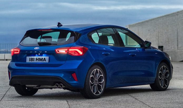 ford focus st line 2019