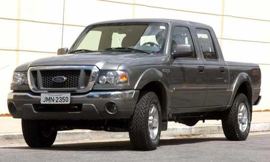 ford ranger xlt cabine dupla 2008