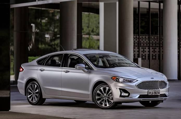 novo ford fusion 2019 brasil