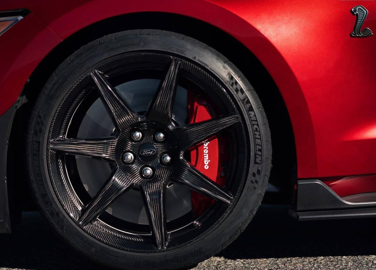 Ford Mustang Shelby Gt 500 2020 Traz Mais De 700 Cv De Potencia Confira Em Detalhes