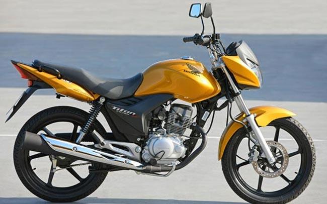 honda cg titan 150 ex 2011
