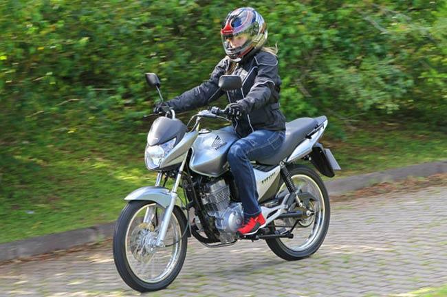 honda cg titan 150 2011
