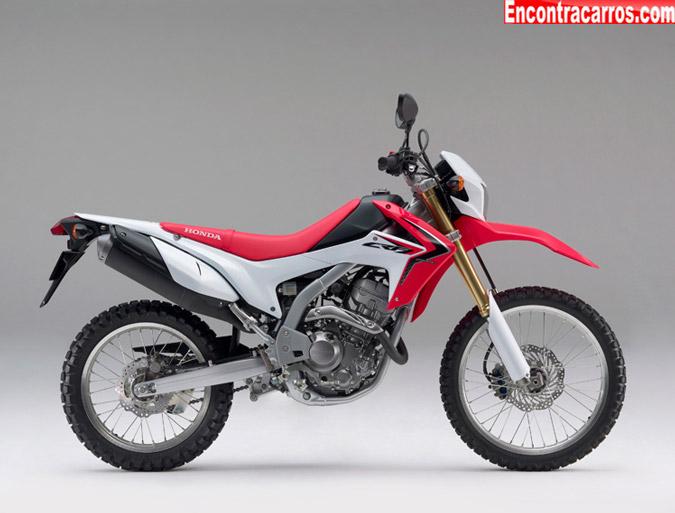 nova honda crf 250l