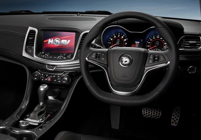 hsv gen f2 2016 interior painel