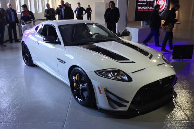jaguar xkr 2014