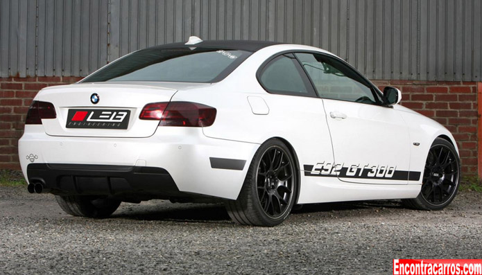 bmw serie 3 coupe e92 gt 300 by leib enginerring