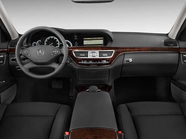 interior mercedes s400 hybrid