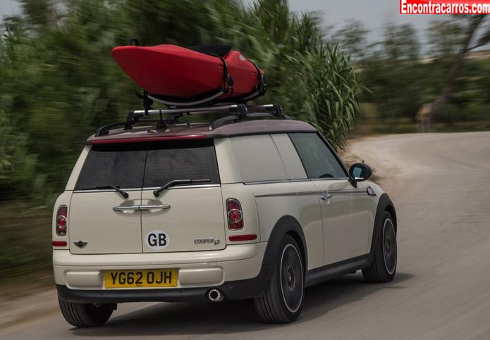mini clubvan camper traseira