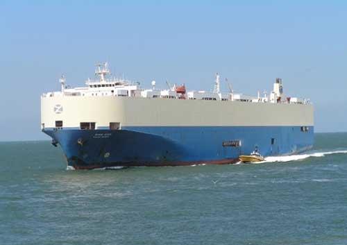 navio com carros da hyundai/kia é sequestrado na somalia