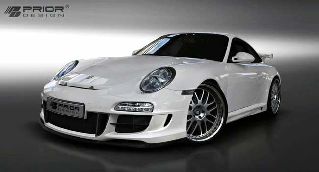 prior design porsche 911 pd3