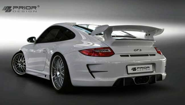 prior design porsche pd3 2010