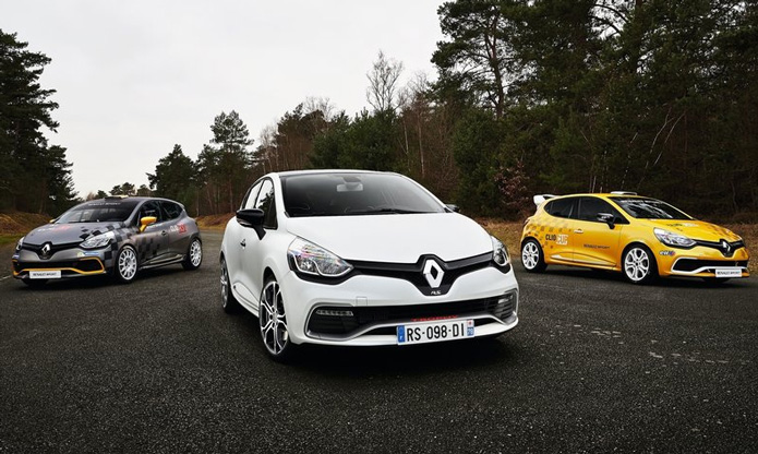 renault clio rs220 trophy 2015