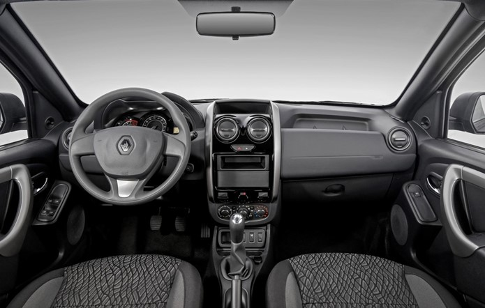 renault duster oroch express 2018 traseira