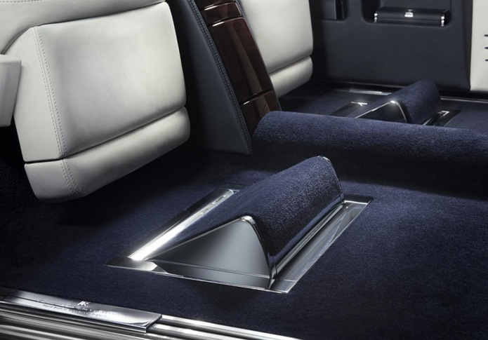 rolls royce phantom limelight collection interior