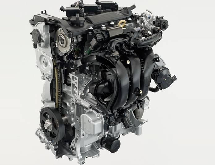 novo yaris 2020 motor 1.5 hibrido