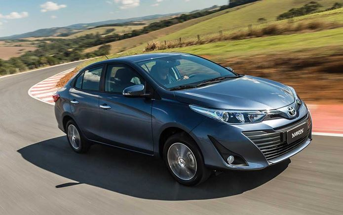 toyota yaris sedan 2019
