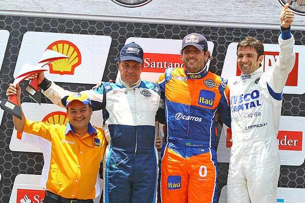 podio trofeo linea 2010 brasilia