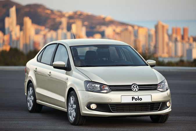 polo sedan 2011