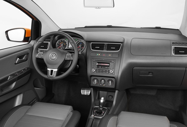vw crossfox 2012