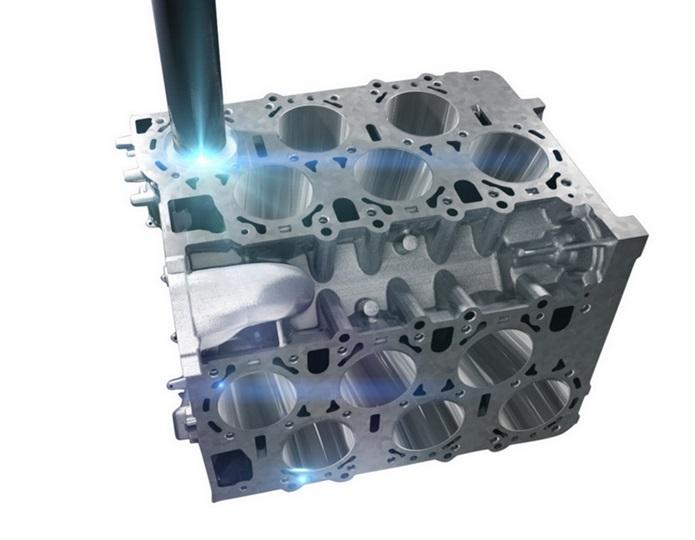 vw motor w12 6.0 tsi