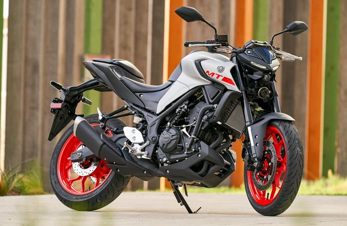 YAMAHA MT-03 (2020 - on) Review | MCN