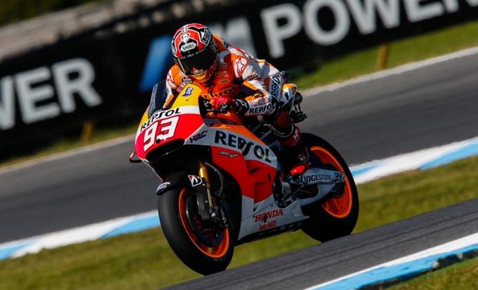 moto gp 2014 australia Marc Marquez, Repsol Honda Team