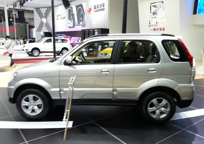 zotye t200 hunter