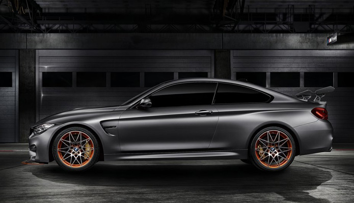bmw m4 coupe gts