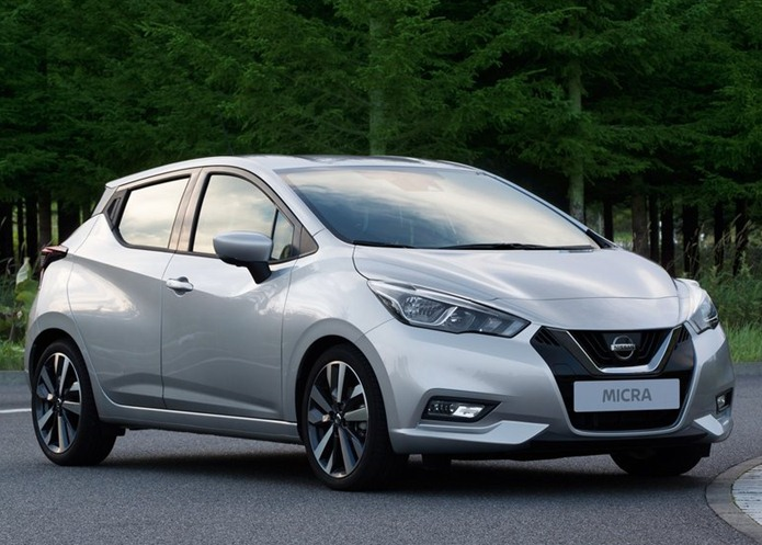 nissan march 2017 2018