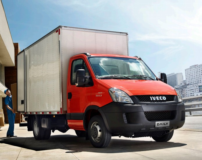 iveco daily 35s14 2018