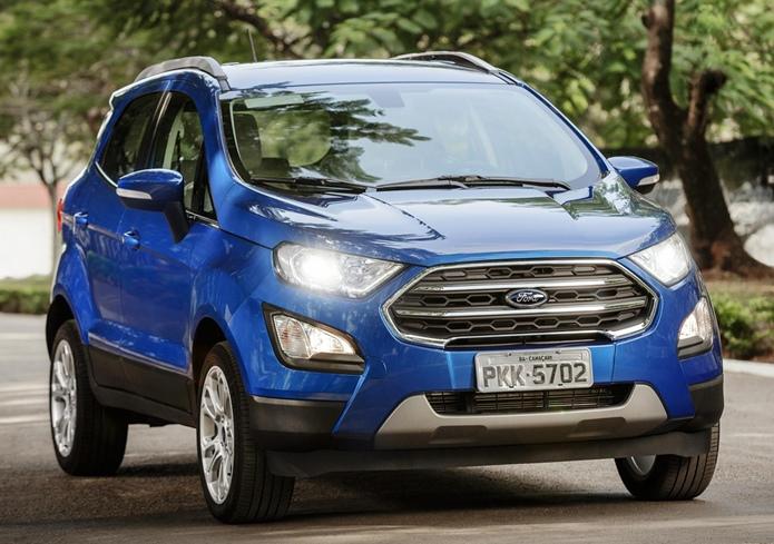novo ford ecosport 2018 brasil