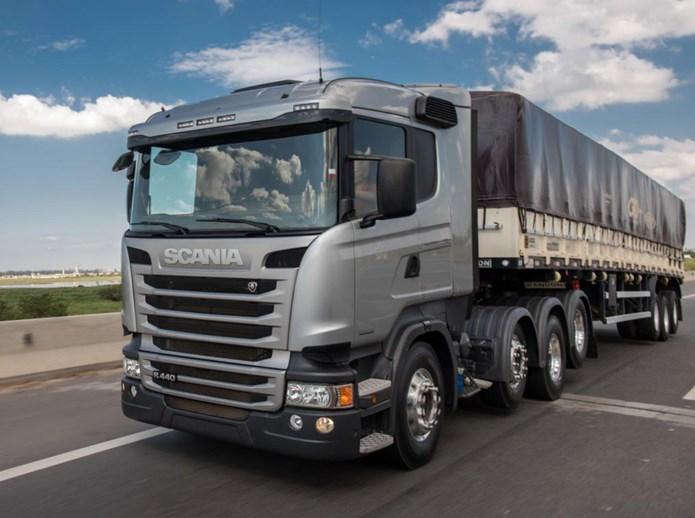 Scania R440 2018