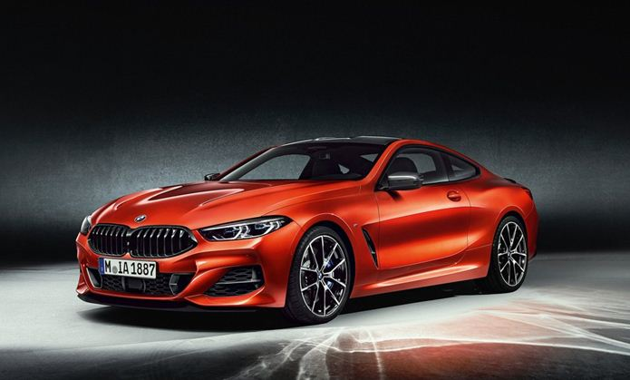 bmw serie 8 coupe 2019