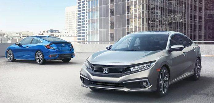 Honda civic 2019 2020