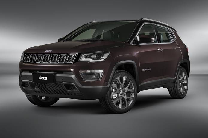 jeep compass serie especial S