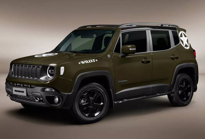 jeep renegade willys edition