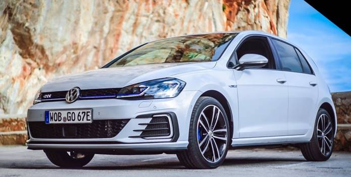 vw golf gte 2019