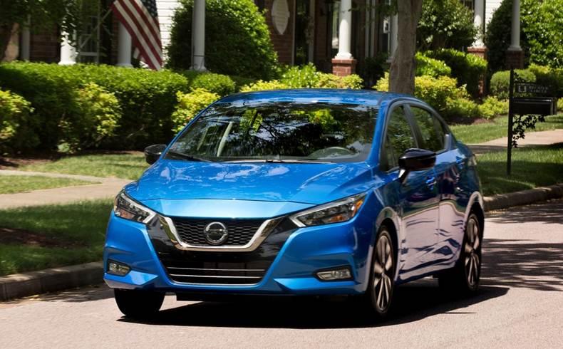 Novo Nissan Versa 2021 Chega Ao Brasil Ainda Em 2020